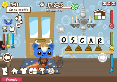 como se juega el pet? Pet+Society+Poo