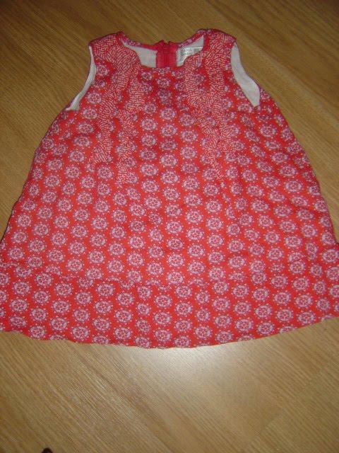 Vestido da Zara Baby  NOVO - 6 meses VENDIDO