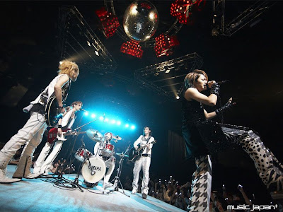 Set y Pic's del ultimo concierto de Alice Nine