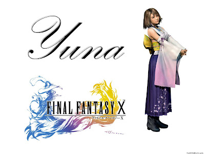 Cosplay: Summoner Yuna de FFX