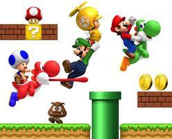 Quieres recordar viejos tiempos con Mario Bros?
