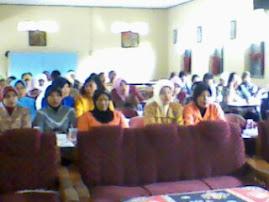 Diklat Sastra Guru SD se Kota Kediri.