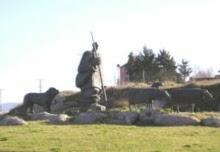 monumento trashumancia