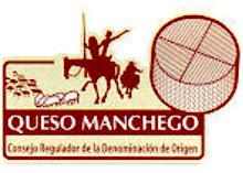 logotipo Queso Manchego