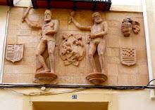 Alcaraz - Casa de los Guerreros