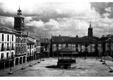 Almazan - Plaza Mayor - 1900