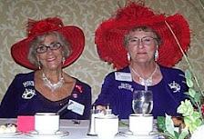 Joyce & Marjorie, Region Coordinators