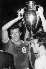 Benfica Campeão Europeu 1961.