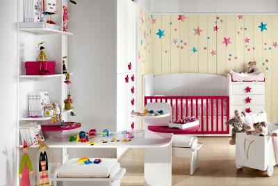 Dormitorios infantiles recamaras para bebes y ni os kids for Perchero infantil zara home
