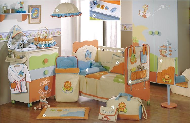 Dormitorios infantiles recamaras para bebes y ni os cunas for Ideas recamaras para ninos
