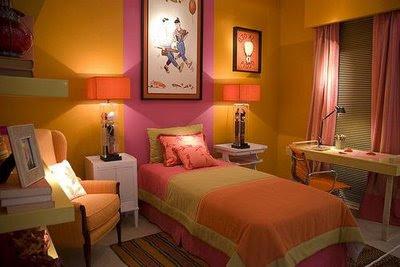 Dormitorios infantiles recamaras para bebes y ni os for Cuartos de ninas fucsia