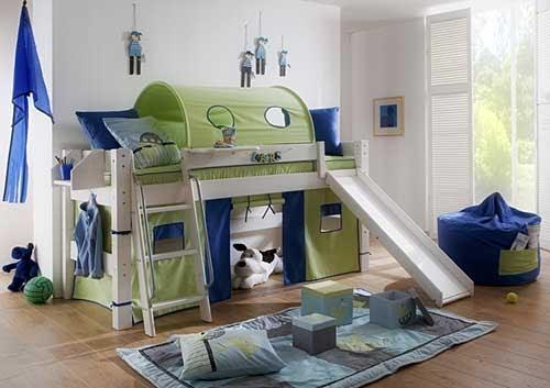 Dormitorios infantiles recamaras para bebes y ni os for Paginas para disenar habitaciones