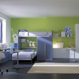 Dormitorios infantiles recamaras para bebes y ni os for Diseno de habitaciones infantiles