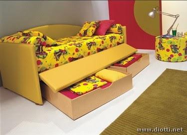 Dormitorios infantiles recamaras para bebes y ni os sofa cama ni o grande jovencito - Sofas cama infantiles ...