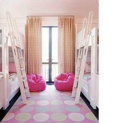 Dormitorios infantiles recamaras para bebes y ni os for Cuartos para ninas grandes