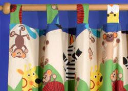 Dormitorios infantiles: CORTINAS PARA CUARTO DE LOS NIÑOS NIÑÁS