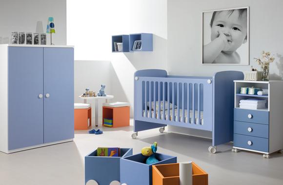 Dormitorios infantiles recamaras para bebes y ni os jjp - Dormitorios infantiles para nino ...