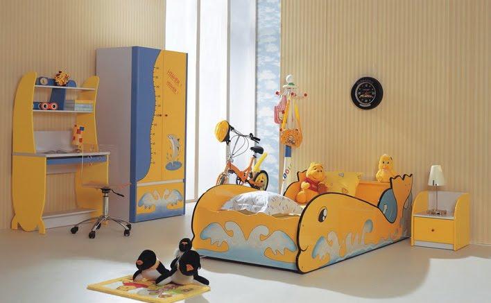 Dormitorios infantiles recamaras para bebes y ni os camas - Camas a medida para ninos ...