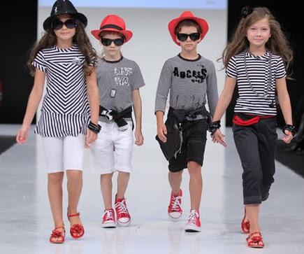 disenadores de moda infantil