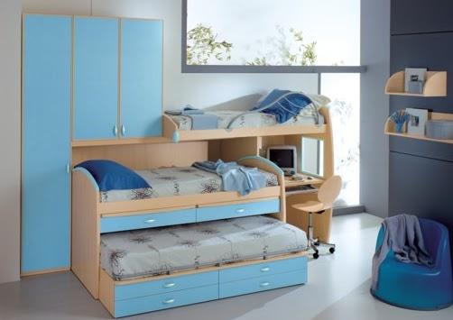 Dormitorios infantiles recamaras para bebes y ni os - Imagenes dormitorios infantiles ...