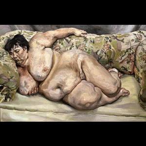 lukisan telanjang