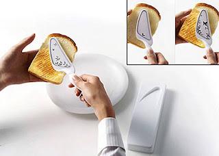 pemanggang roti unik