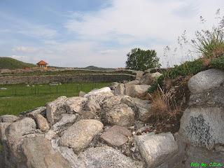 Ulpia Traiana Augusta Dacica Sarmizegetusa (Amphitheatre)