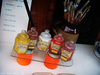 Stahlecker pigmenten