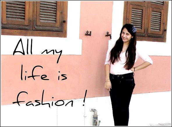 all my life is fashion!