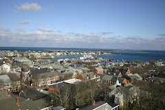 A Bird's Eye View of Nantucket Harbor