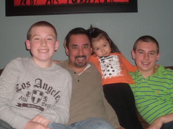 The Dennis Clark Family