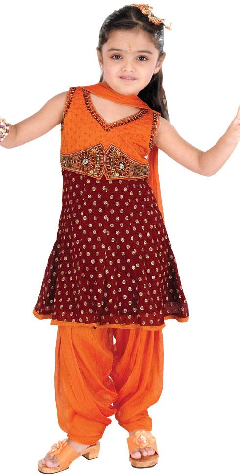Embroidery designs dresses kurties