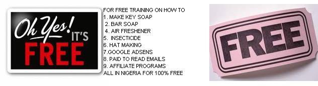 GET FREE ENTREPREUNEURSHIP TRAINING IN NIGERIA