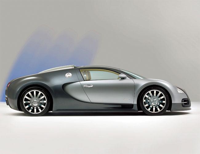 Qatar: Bugatti Veyron EB