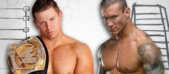WWE Champion The Miz vs. Randy Orton (Tables Match)