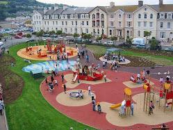 Playpark Teignmouth Seafront