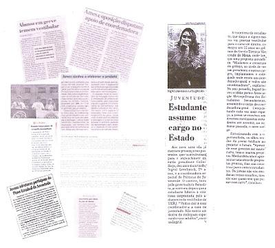 Jornais que circularam em cidades do Agreste de Pernambuco