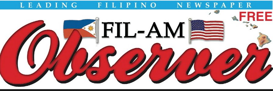 FIL-AM OBSERVER Articles [Leading Filipino Newspaper]