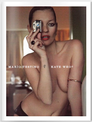 MARIO TESTINO KATE WHO? Exhibition 6-15 July 2010 at Phillips de Pury and Company, London