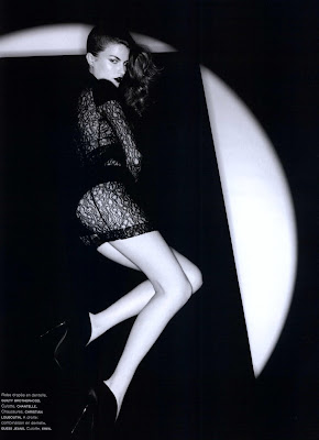 Cameron Russell by Ben Hassett for Numero #117 October 2010, part 2