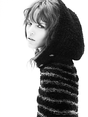 Freja Beha Erichsen for SJ SJ Korea AD Campaign AW 2010, part 2