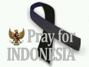 Gambar Pray For Indonesia