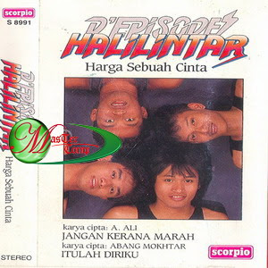 Halilintar (D' Episodes) - Harga Sebuah Cinta '89 - (1989)