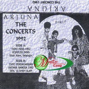 Arjuna - The Concerts '92 - (1992)