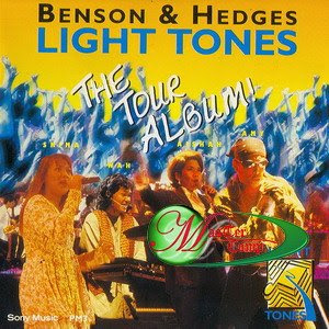Benson & Hedges - Light Tones The Tour Album '95