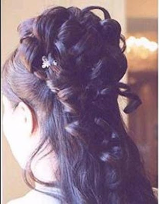 Wedding Hairstyles Half Up Half Down. Half Up, Half Down Styles for