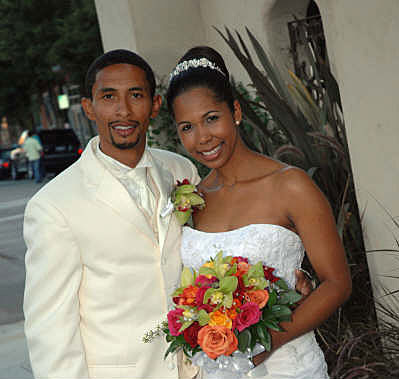 African American Wedding Hairstyles Hairdos September 2008