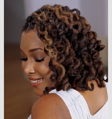 Kinky Twists - Medium hair styles, Long hair styles, Twist hairstyles,
