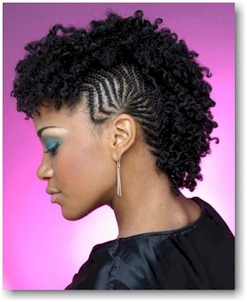African american wedding hairstyles amp hairdos natural curly style