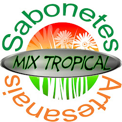 Sabonetes Artesanais Mix Tropical